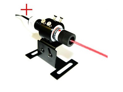 Red Cross Laser For Medical Location