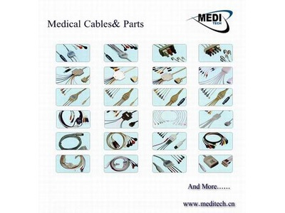 medical cables and parts