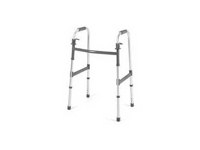 Dual Release Lightweight Folding Walker