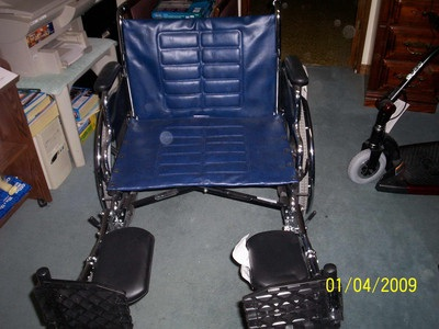Invacare Tracer IV Wheelchair - $300.00