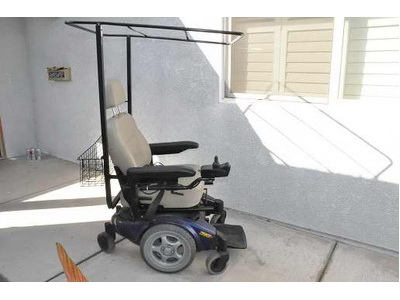 Invacare M91 Power Wheelchair